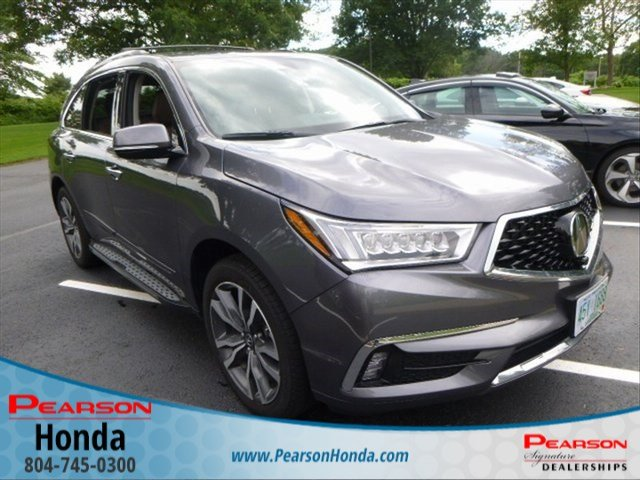 Pre-Owned 2019 Acura MDX w/Advance Pkg